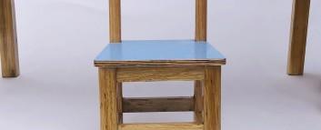 如何选择幼儿园课桌椅